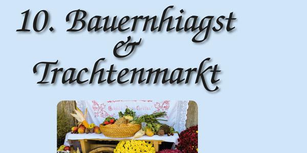 10. Bauernhiagst & Trachtenmarkt